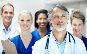 Healthcare Groups professionals