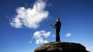 Cloud Computing 2 - Man